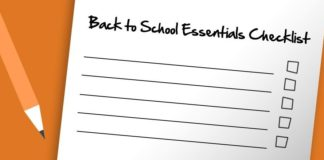 Your Back-to-School Essentials Checklist
