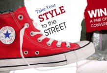 Win a Pair of Converse