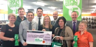 Wynsors Raise £50,000 for Macmillan