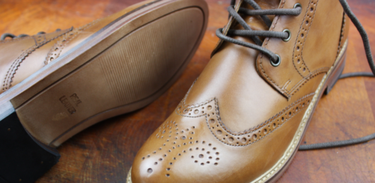 Learn how to clean leather shoes with help from Wynsors.