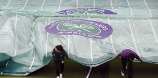 Wimbledon Rain Covers