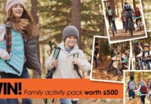 Win A Family Activity Pack Worth £500
