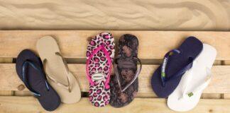 Guide to flip-flop etiquette