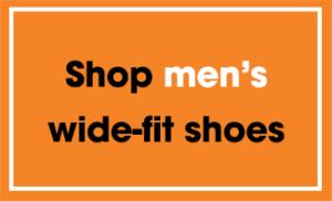 Shop Men's Wide Fit Shoes