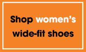 Shop Women's Wide Fit Shoes