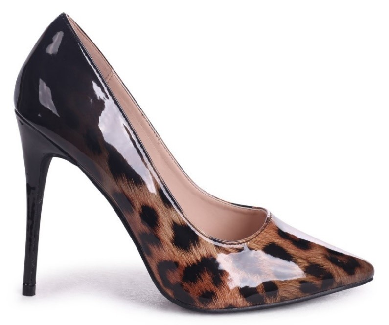 Animal print is the perfect way to spice up an outfit; a pair of leopard print heels are bound to be your new favourite.