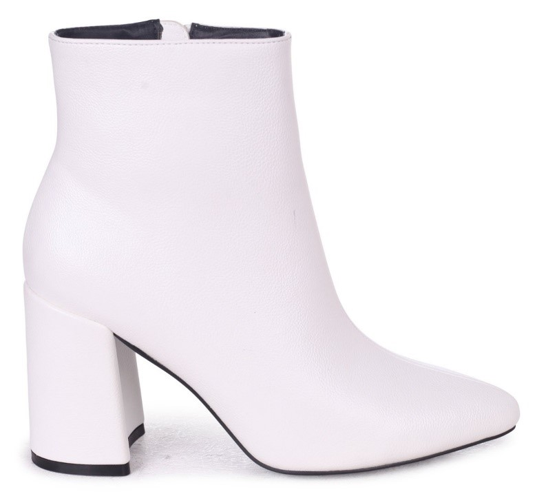Easy to pair with casual and formal looks, a bold ankle boot is a modern statement through every season.