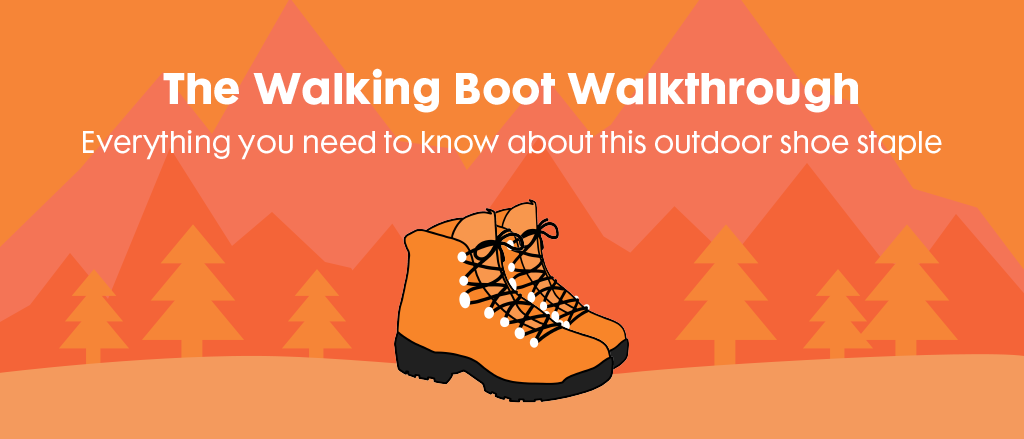 Appropriate footwear is a must-have for exploring the great outdoors; find the answers to your walking boot questions in this handy guide.
