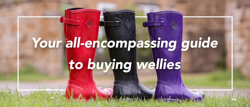 Discover everything you need to know about wellies, from cleaning hacks to styling tips.