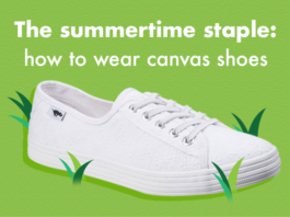Discover what makes canvas shoes the ultimate summer style for men and women, here at Wynsors.