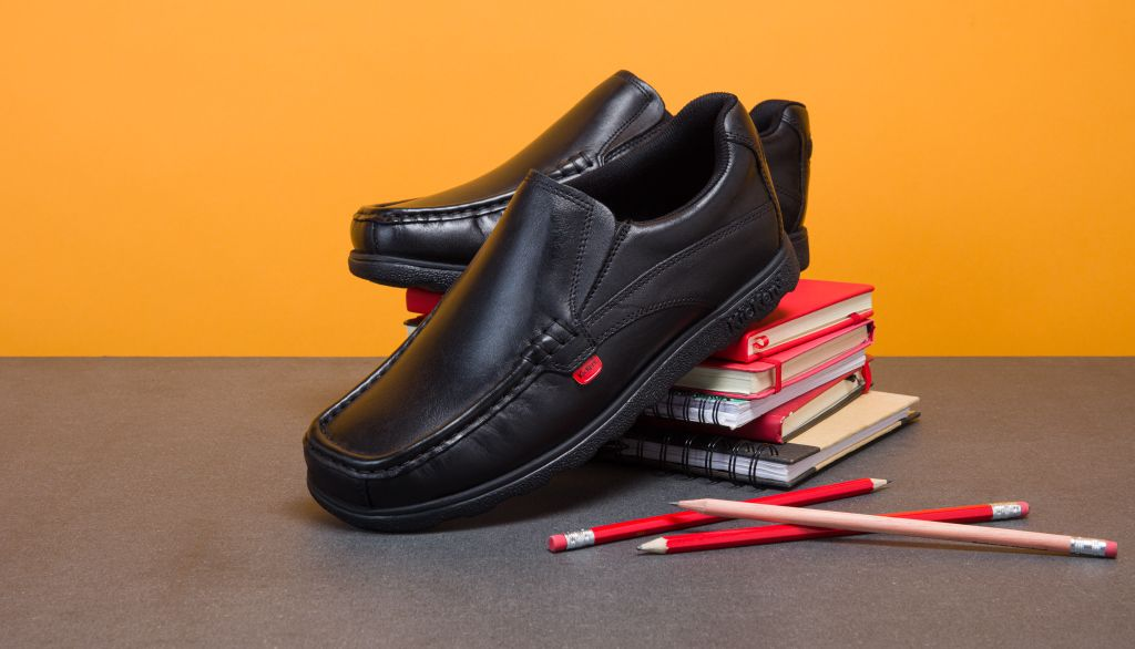 Kickers-fragma School Shoes