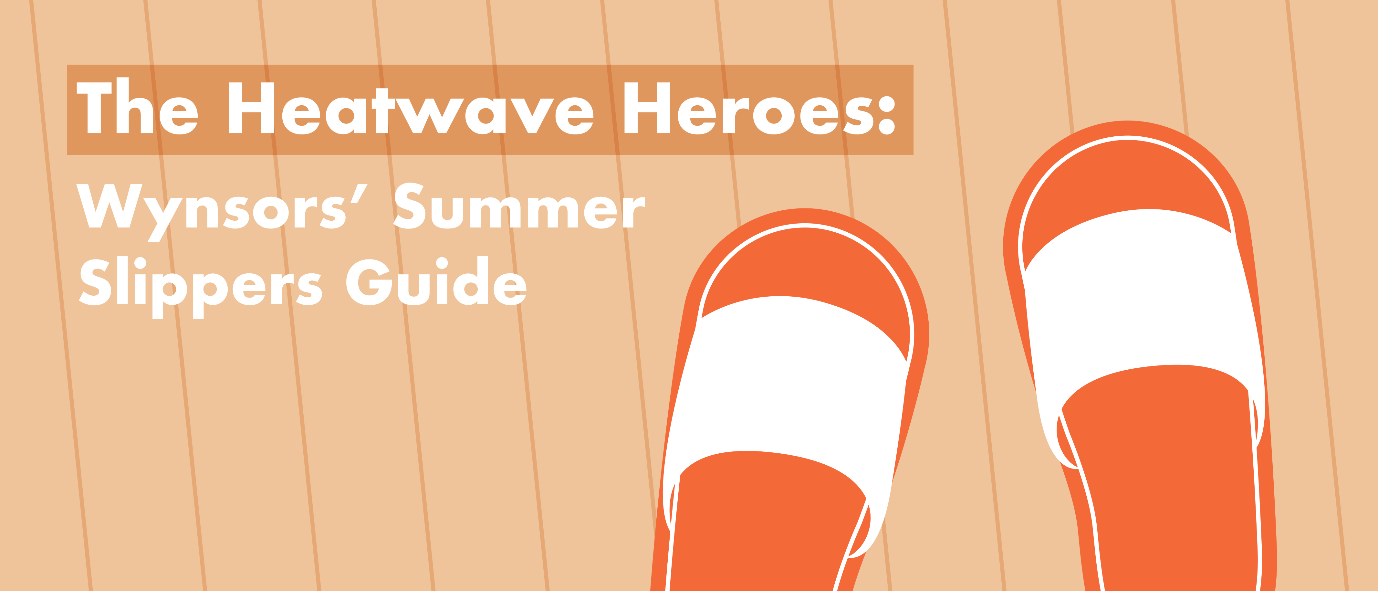 Looking for top tips on wearing slippers in a heatwave? Keep reading to find out the best summer slippers for the job!