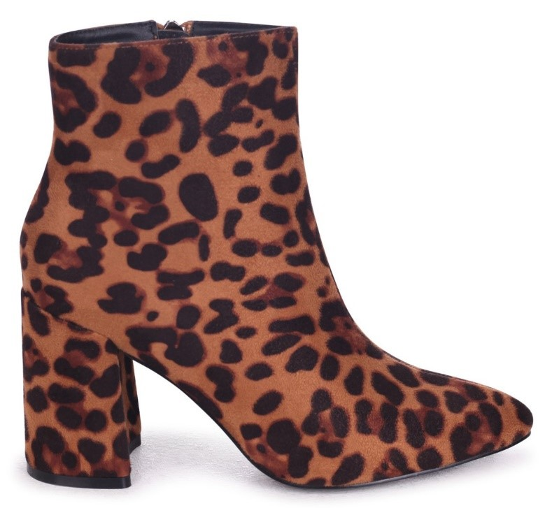 Show the high-street that your boots really are made for walking (and partying) with a pair of animal-print ankle boots..jpg