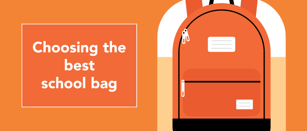 We spoke to the experts to find out how to wear a backpack properly, so your little ones can avoid potential back problems