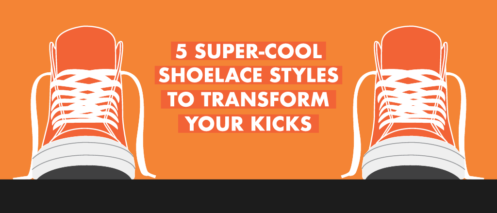 The expert's guide to shoelaces