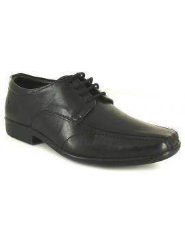 Rockstorm Benny Boys Kids School Shoes Black