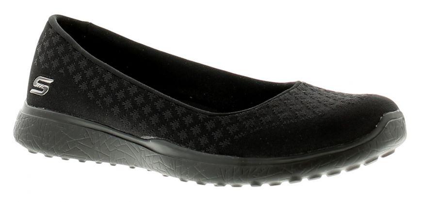 Skechers Microburst One Up Black
