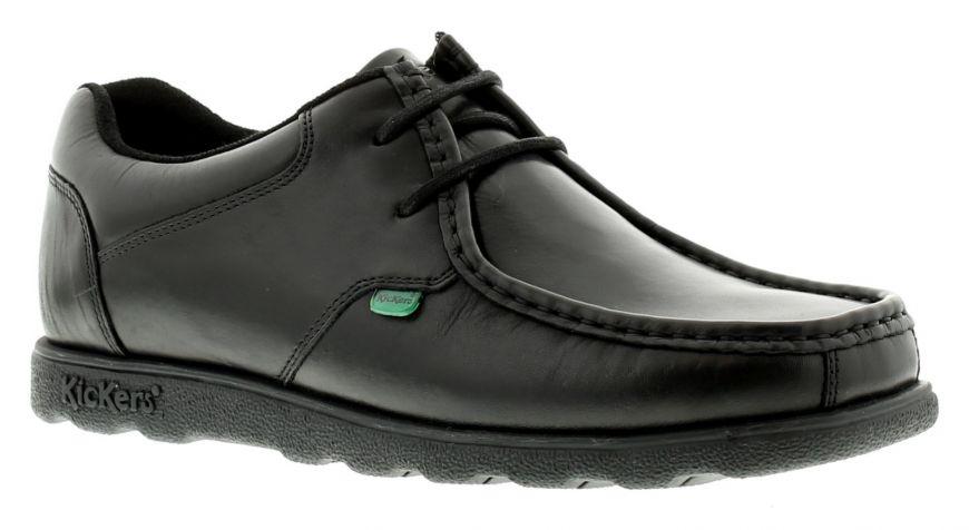 Kickers Fragma Lace 3 Am Black | Mens