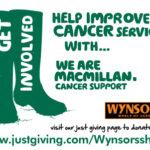 Wynsors Supports Macmillan