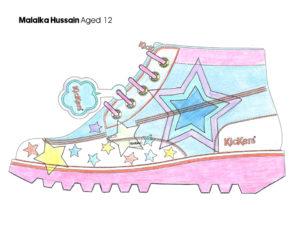 Runner Up - Malalka Hussain