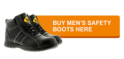 Wynsors Mens Safety Boots
