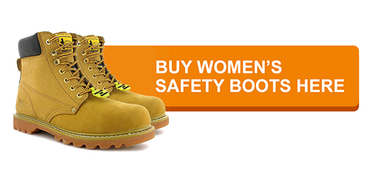 Wynsors Women's Safety Boots