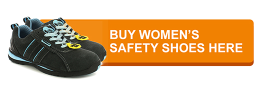 Wynsors Womens Safety Shoes