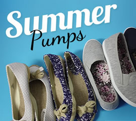 Summer Pumps