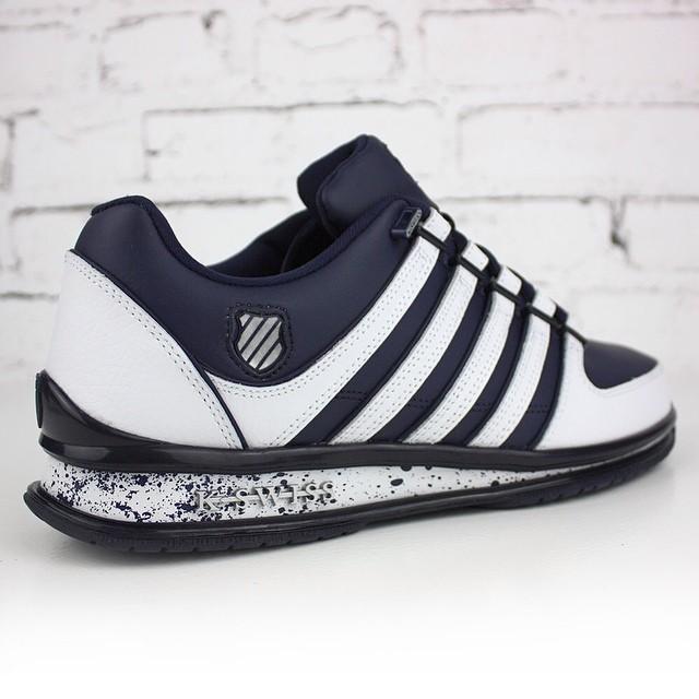 Street fashion! kswiss kicksoftheday instafashion trainers wynsors