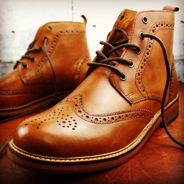 Wardrobe must haves! mensboots menstyle brogues musthave mensfashion leathershoes fashionistahellip