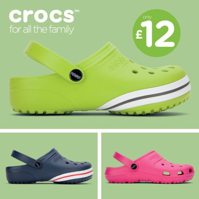 12 Crocs Snap them up now!! crocs wynsors