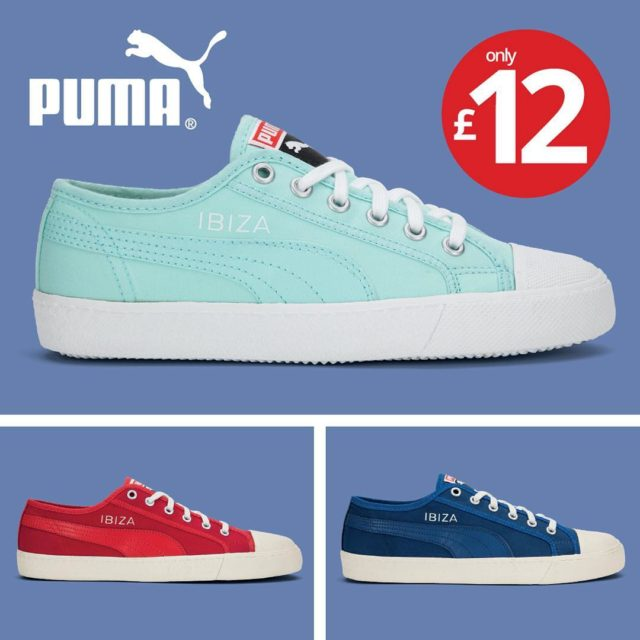 Add some colour to your wardrobe  Puma just 12hellip