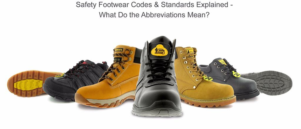 new lifestyle best shoes first rate Footwear Safety Codes | Ultimate Guide to Safety Boot Ratings