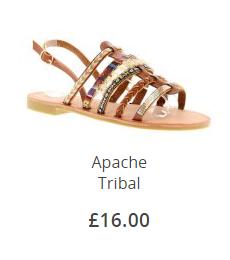Apache Tribal