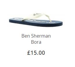 Ben Sherman Bora