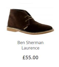 Ben Sherman Laurence