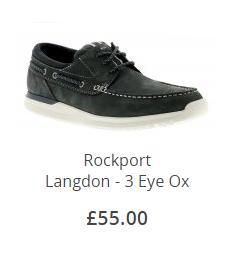 Rockport Langdon