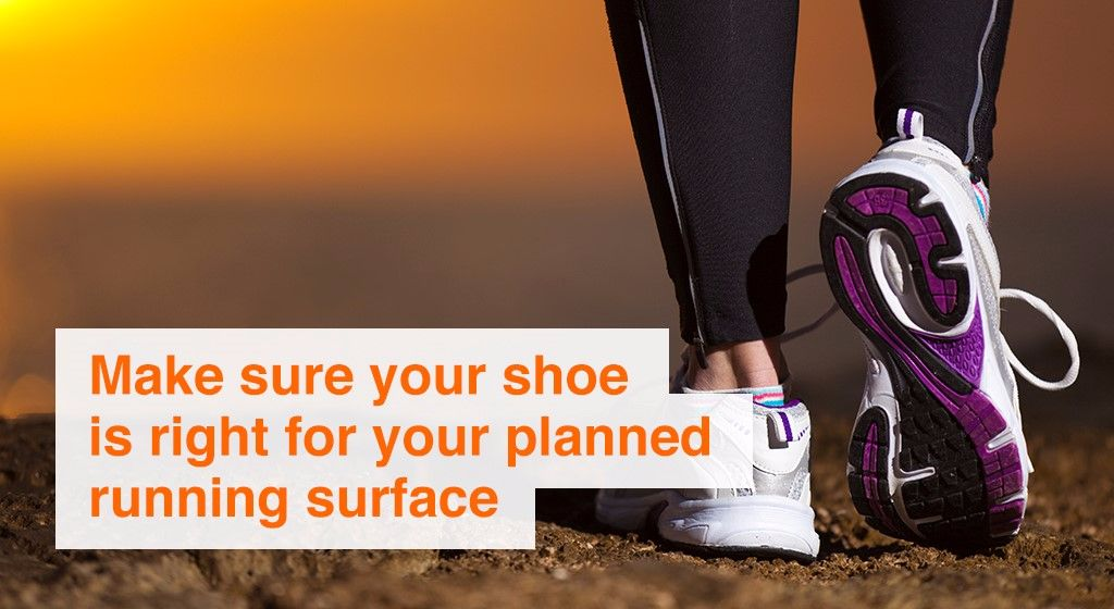 Having the right footwear can help to prevent blisters