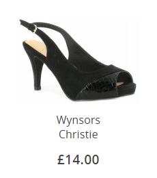 Wynsors Christie Black