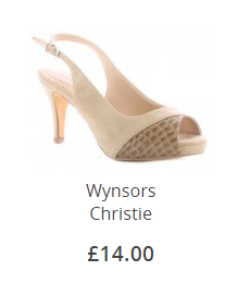 Wynsors Christie Taupe